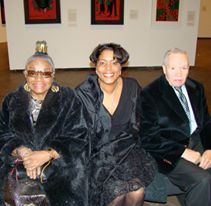 Faith's 80th birthday gala at Newburgh Museum
