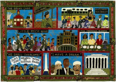 Civil Rights Movement Quilt