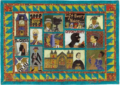 Harlem Renaissance Quilt