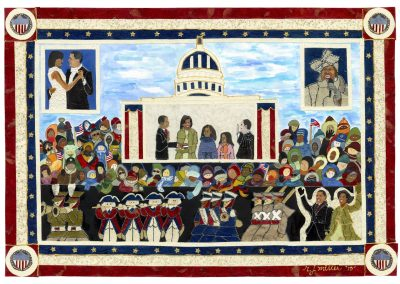 Inauguration Day Quilt