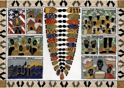 Middle Passage Quilt II
