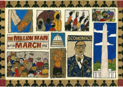 Million Man March Quilt
