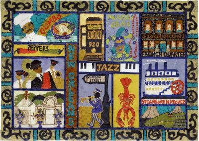 New Orleans Quilt
