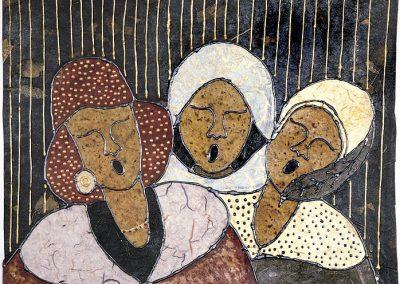 Trio Ladies